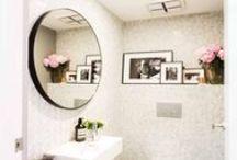 The Block - Triple Threat: Cellar, Laundry & Powder Room / Reno's take on the Blocks makeovers!