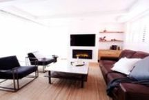 The Block - Triple Threat: Living + Dining Room Reveal / Reno's take on the blocks room reveal