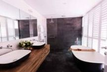 The Block - Triple Threat: Ensuite Room Reveal / Reno's take on The Block's room reveals!