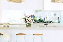 Coastal Interiors / Be inspired by these coastal interiors and products!