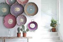 Be inspired: Bohemian Interiors! / Be inspired by these beautiful Bohemian interiors and items for your home!