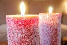 Candle - svíčky