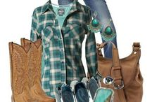 Special cowgirl outfits / Looking to go for a ride in the morning and don't know what to wear or just wanna get a coffee with friends then these are the top 4 outfits I would wear