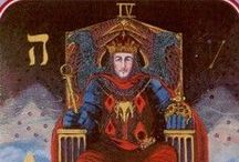 The Emperor -Tarot Cards / Different versions of the Emperor selected by tarotparlor.com