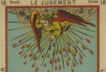 Judgement - Tarot Cards / Different versions of the Judgement selected by tarotparlor.com