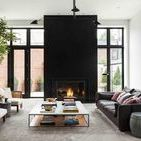 Fireplace Trends / House of Home have done the research to bring you a selection of gorgeous and practical fireplaces that are going to be big, bright and beautiful this year. These 'talking point' designs are guaranteed to create a beautiful sensory experience that will add a new lease of life to your home.