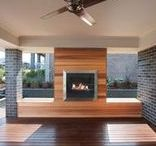 Gas Fireplaces / There has been a strong trend toward gas fireplaces because they are much more affordable to build than wood-burning fireplaces which require a chimney built of masonry. There's also huge range of sizes and styles on the market, from traditional to sleek modern or contemporary designs that can be incorporated into a multitude of interior spaces.