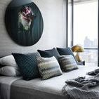 Bedroom Colour Schemes / The bedroom is the most intimate room in the home and the way it's dressed will greatly impact the style and look and feel of it. Visit the link below to learn more. https://www.houseofhome.com.au/blog/bedroom-colour-schemes