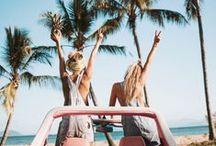 Beach Life Australia Summer Goals / Summer Inspiration Beach Swimwear Bikini Girls Fashion Pretty
