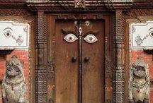 Portals / Beautiful doors, windows and gates
