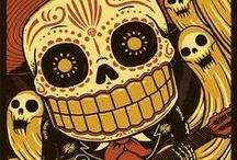 Dia de los Muertos / by Katherine Gresham