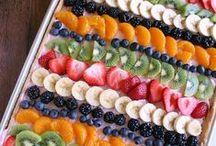 Yummy Deliciousness / by Amy Hatley Hardesty