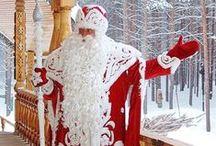 Christmas / by Andrea Beckett