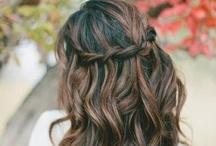 Inspiration // hairs
