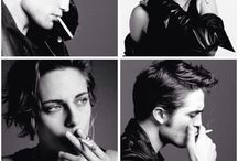 R/K Twilight Years / Rob and Kristen together..