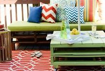 pallet projects / turn a pallet into so many fabulous things!