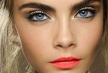 Inspiration // make-ups