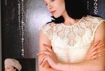 Crochet / Todos los modelos tienen sus patrones / by Norma Agosta