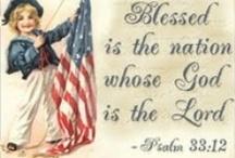 God Bless the USA / by Donna Jensen