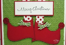 paper cards - christmas / by Susan Harwell Hendrick