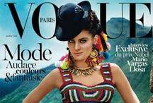 Fashion // magazines covers