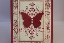paper cards - butterflies / by Susan Harwell Hendrick