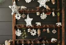 Christmas Decor / Wreaths, Trees and Christmas Decor