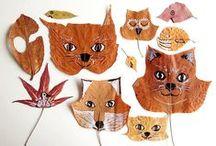 Fall crafts - Φθινόπωρο