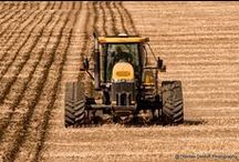 Agriculture / Peterson Cat is the source for Massey, Challenger, Claas, Kellobilt, Porter, and ProAg agricutural machines and implements in SW Washington, Oregon, and Northern California.  / by Peterson Cat