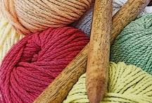 Yarn and Needlecrafts / by Eileen Gray