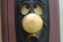 Door..Knobs..Keyes..Locks / by Eileen Gray