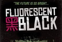 Nathan Fox / Comic Artist of Fluorescent Black