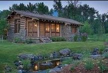TINY HOUSES / Living Small with Style. / by George Monson