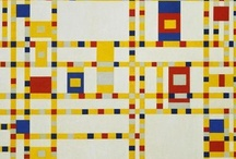 Piet Mondrian / by Becky Orona