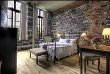 Bedrooms / Beds, furniture and inspiration