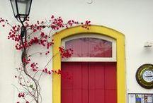 World // doors through world