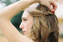 Bridesmaid Hair & Danielles Hair