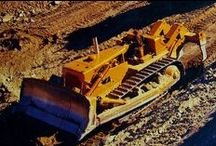 Vintage Cat Machines / by Peterson Cat