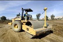 SITECH / SITECH Oregon and SITECH Norcal work hard each day to make every Caterpillar machine more efficient at what they does best, move material. This board focuses on the machine/grade control technology that is transforming the world of construction. / by Peterson Cat