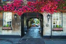 Woodstock / A beautiful market town in the Oxfordshire Cotswolds, a stone's throw from Blenheim Palace.