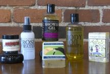 Excellent Body Products / Wholesome, health-conscious products, locally produced.