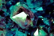 Beautiful Inside / precious jewels, stones, rocks, geology. / by Lilian Bird