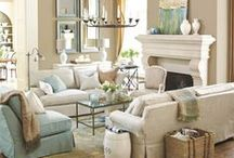 Decorating: living space