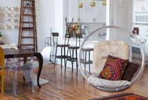 Living Spaces Inspiration / by Kiara Cherry