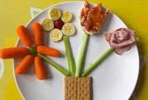 *Food Fun* / Fun Food Ideas :-) / by Jess Schwartz