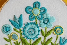 broderie / by Corine Roux