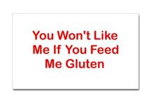 gluten free / by Andrea L Taylor