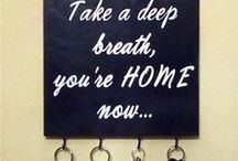 home is where the <3 is... / by Amber McCartney