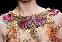Embellishments for Apparel / A collection of interesting embellishments I've picked up from all around the globe.