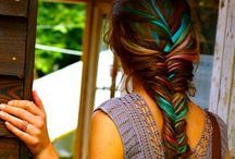 hair / by Maddie Jean L